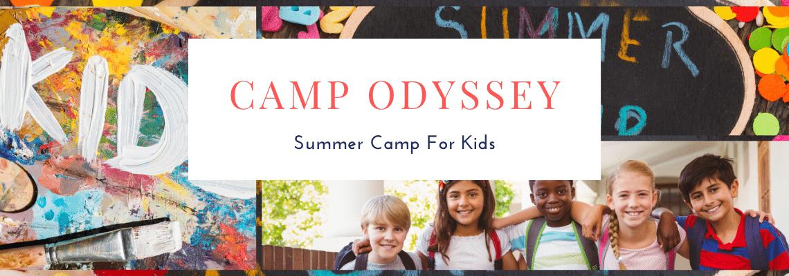 Camp Odyssey: Adventures in Earth & Spirit